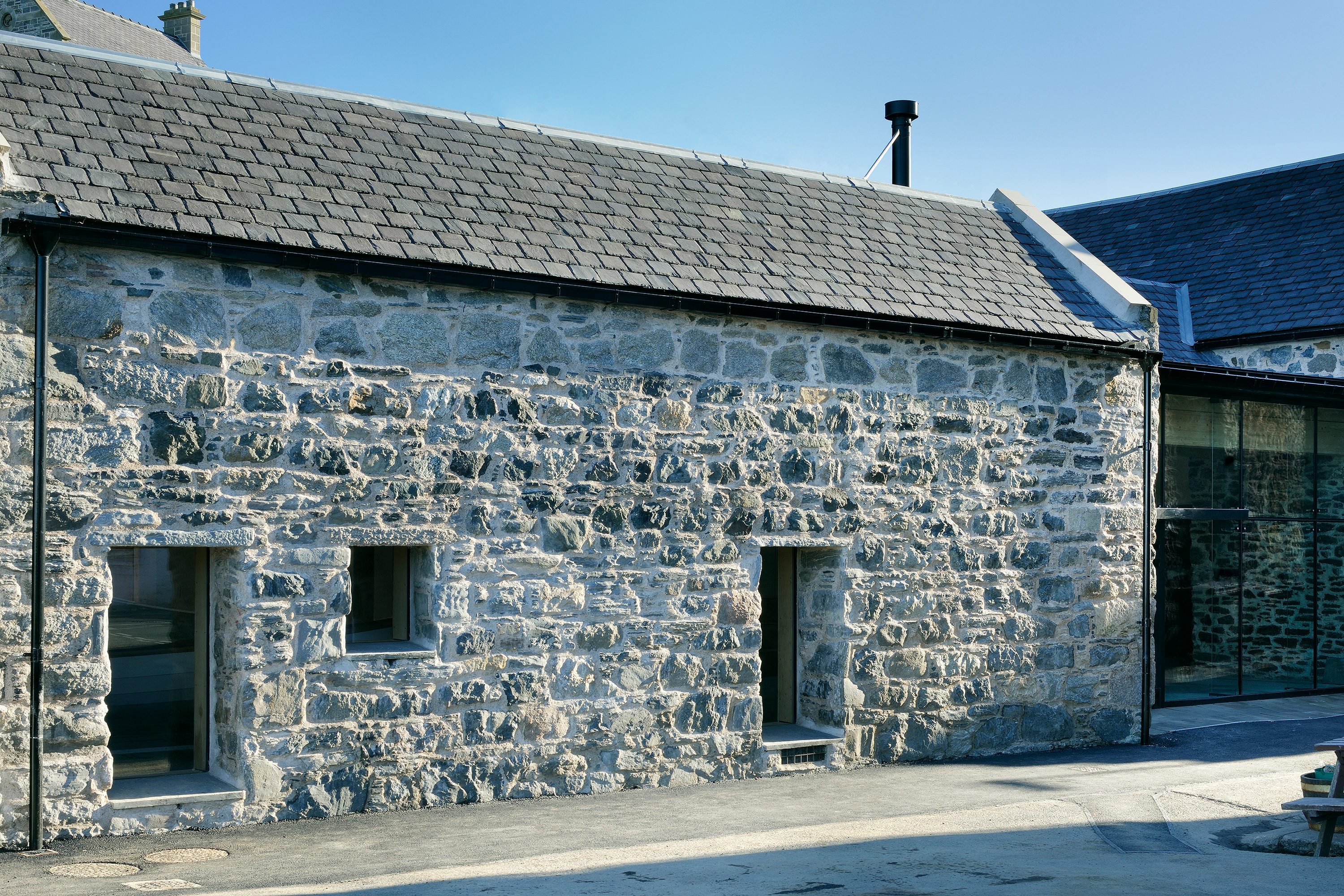 Scottish Boat Building School - The Portsoy Boatshed