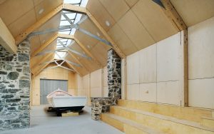 Sail Loft Complete Inside
